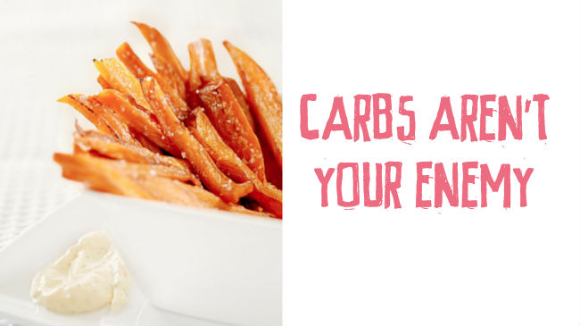 How you can eat carbs and still burn fat