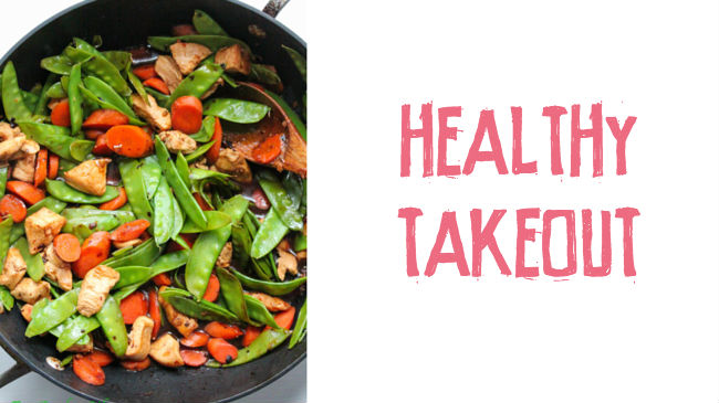 Healthy Thai Takeout Recipes