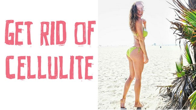 My top 5 tips to reduce cellulite
