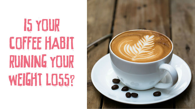 How many calories are you drinking in your daily cup?
