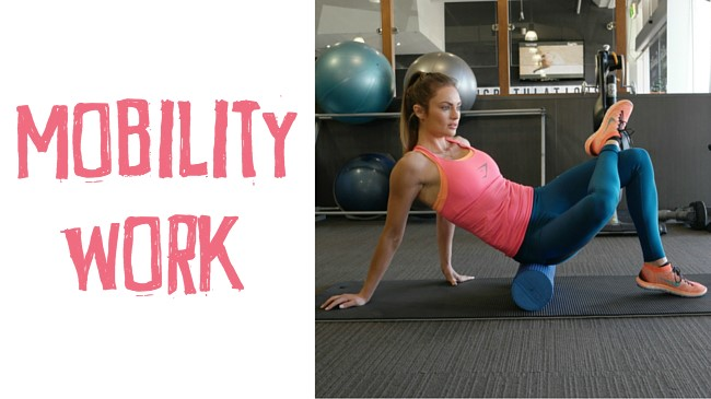 Benefits of mobility work and my favourite lower body exercises