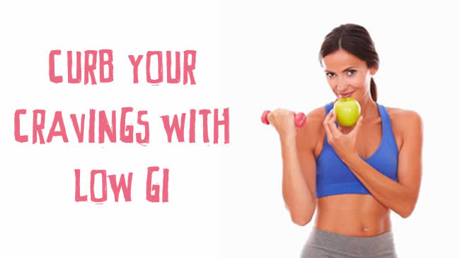 Curb your cravings with low GI