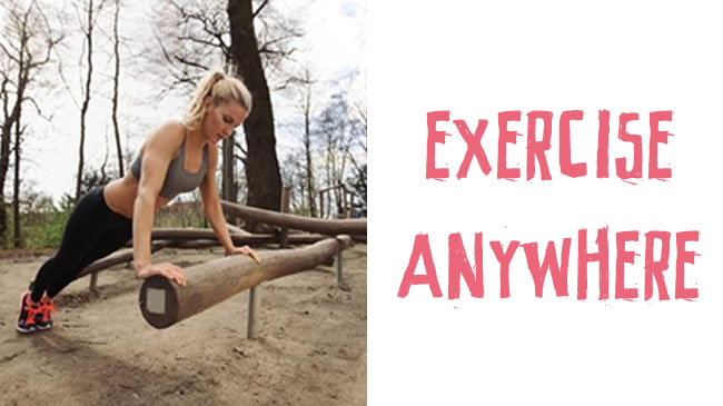 7 of the best exercises you can do anytime, anywhere!