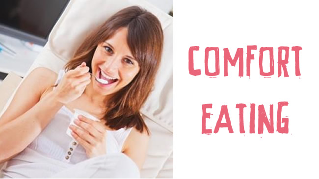 Making good choices when comfort eating