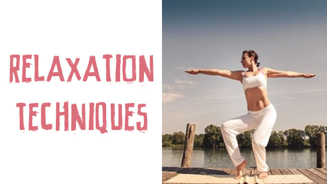 4 relaxation techniques you just gotta try!