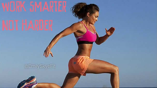 How to maximise your workout and get the results you want
