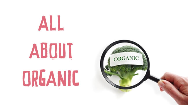 All about organic