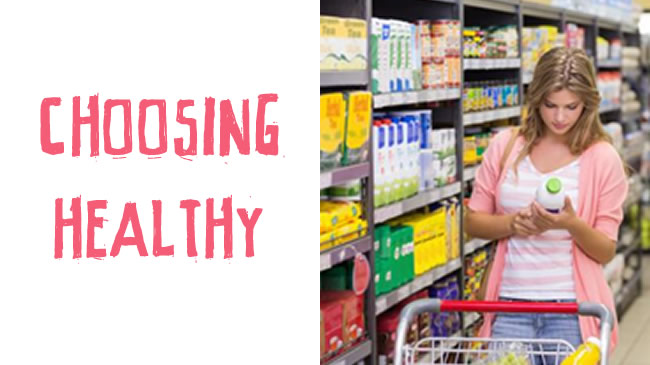 How healthy is your 'healthy choice'?