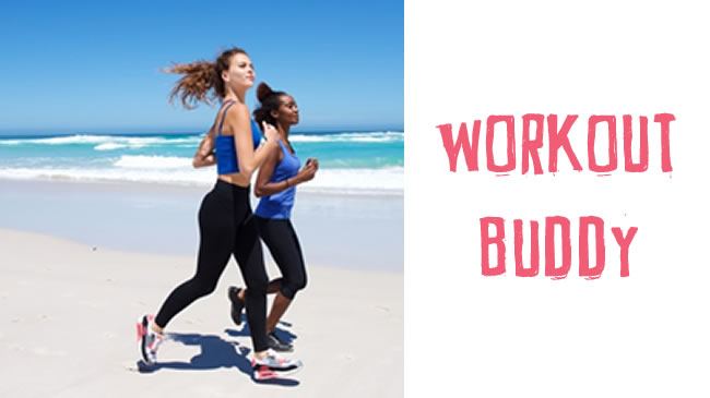 Finding your ideal workout buddy