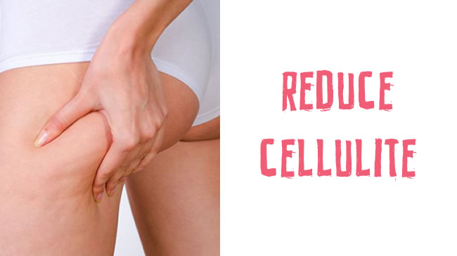 Cutting down on cellulite