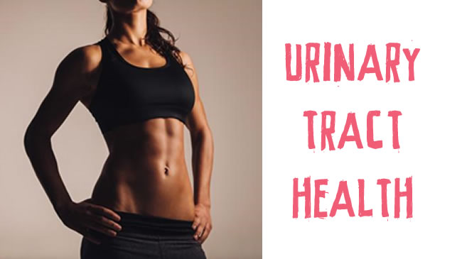 Keeping your urinary tract on track
