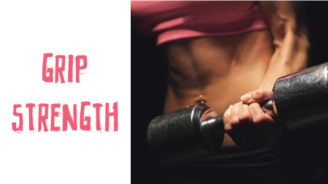 The importance of grip strength in weight training
