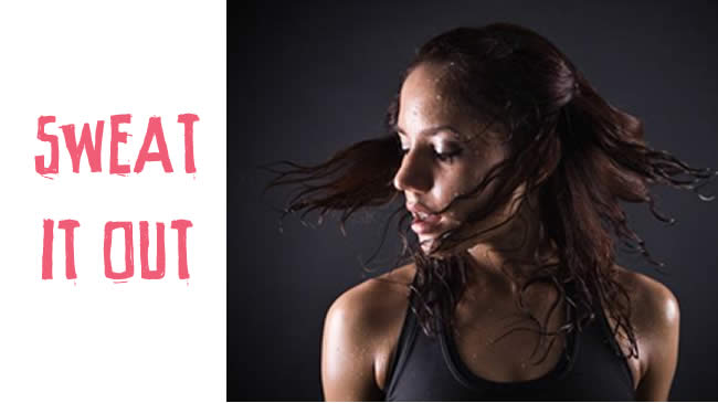 The science of sweating