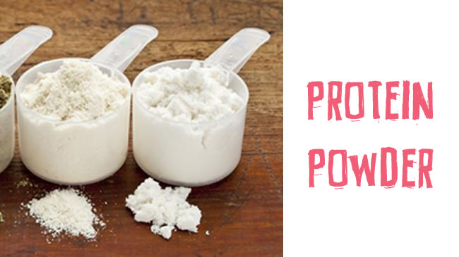 Pros & cons of protein powder