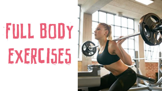 6 of the best full body exercises