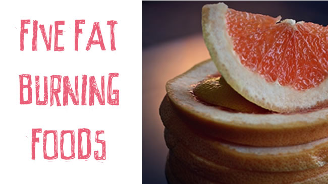 5 fat burning foods to maximum your results