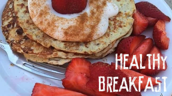 Start your day right with these healthy breakfast ideas