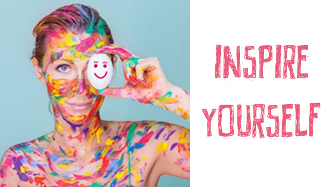 10 tips to inspire your creativity!