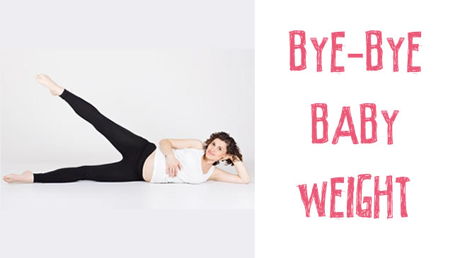 Getting back into shape after giving birth