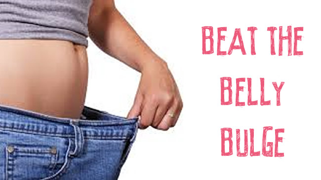 7 tips to beat that belly bulge!