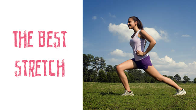 The best ways of stretching before and after exercise