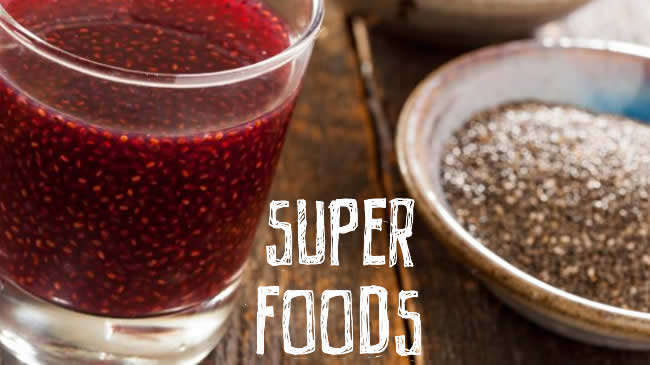 Boost your health with these 6 Superfoods
