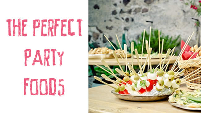 All occasion party food ideas that will impress your guests