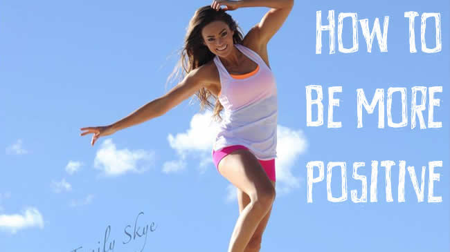 My guide for a happier more positive life