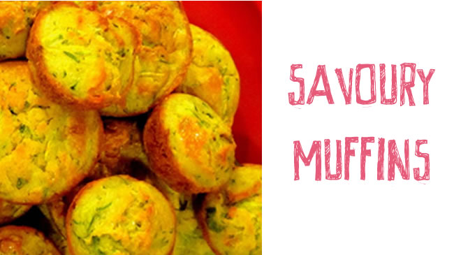 Grain-free spinach & feta muffins (GF)