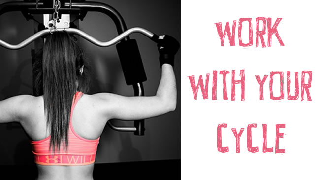Working with your hormonal changes to gain the most from your workout