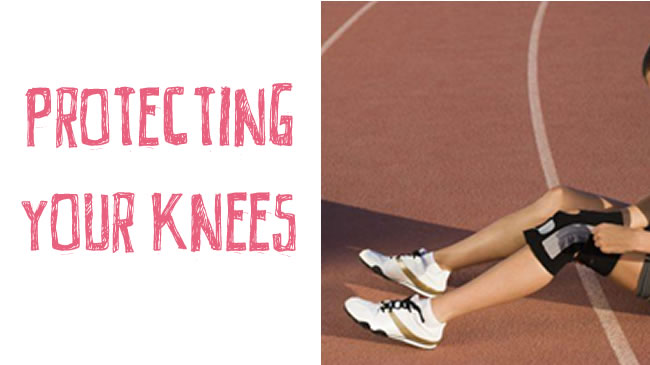 6 rules for keeping your knees safe when exercising
