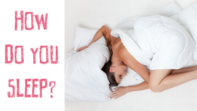 5 reasons why you should try sleeping on your back!