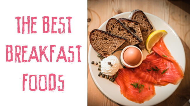 What foods will give you the best kick start