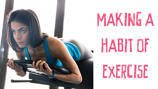 How to make your workouts a healthy habit