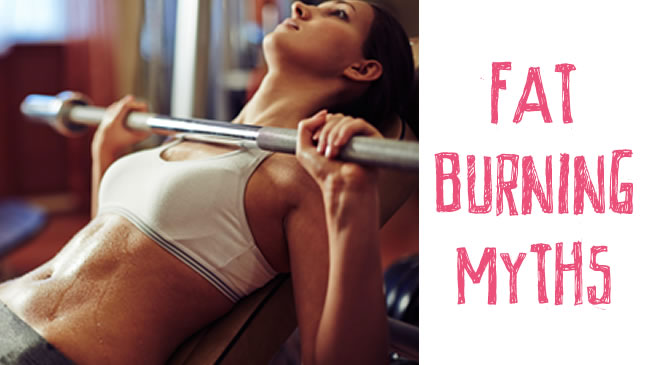 3 of the most commonly believed fat burning myths broken down