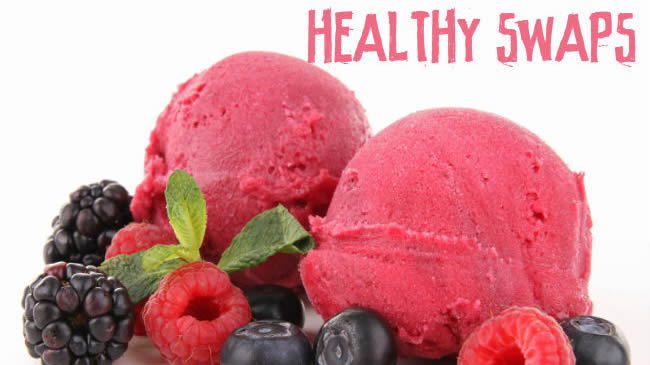 My favourite healthy swaps for your favourite unhealthy foods