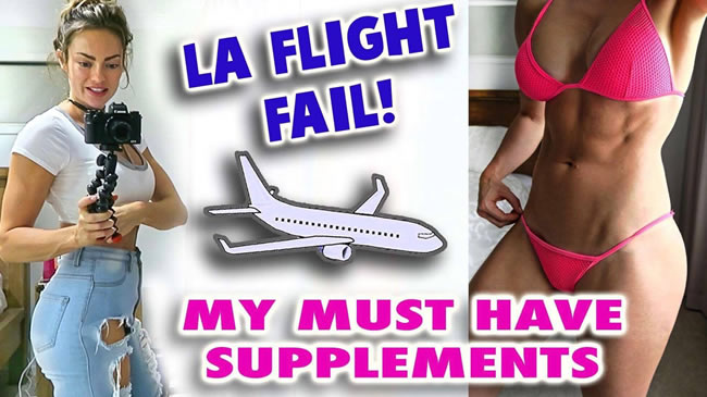 My LA flight fail | Supplement must haves | Forbes list