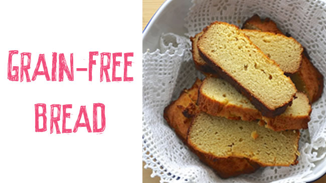 Grain-free breakfast bread