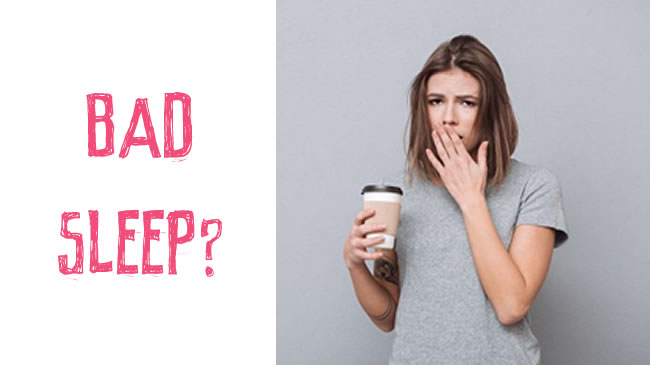 Improve your sleep and wake up raring to go!
