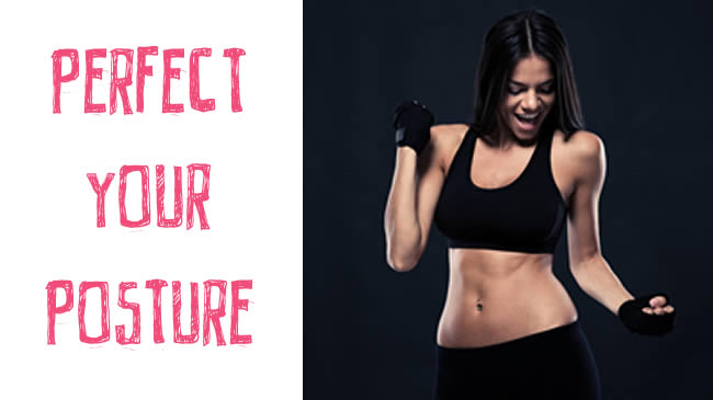 Strengthen your core and improve your posture