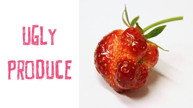 Why ugly produce can change the world for the better