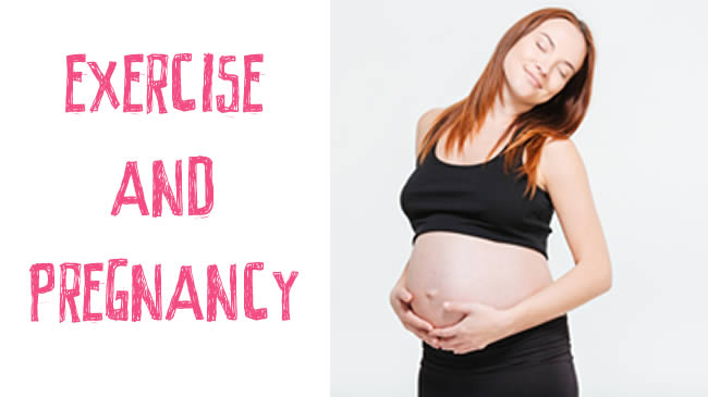 The do's don'ts to exercising when pregnant