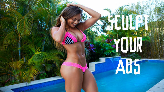 My favourite ab sculpting exercises and workouts