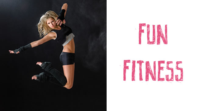 6 seriously fun ways to get fit