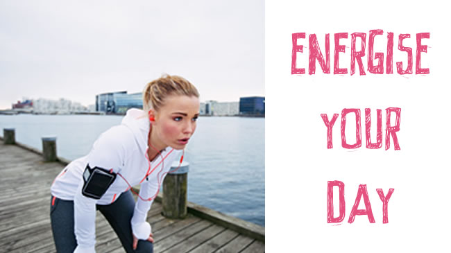 Struggling to find enough energy to get through each day?