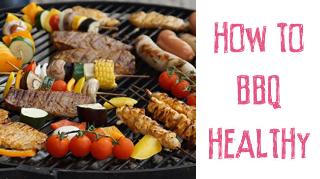 The secrets to making your BBQ healthy and delicious!