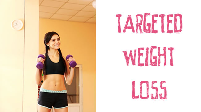 Targeted weight loss - the hard truth
