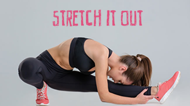 5 reasons you should stretch more