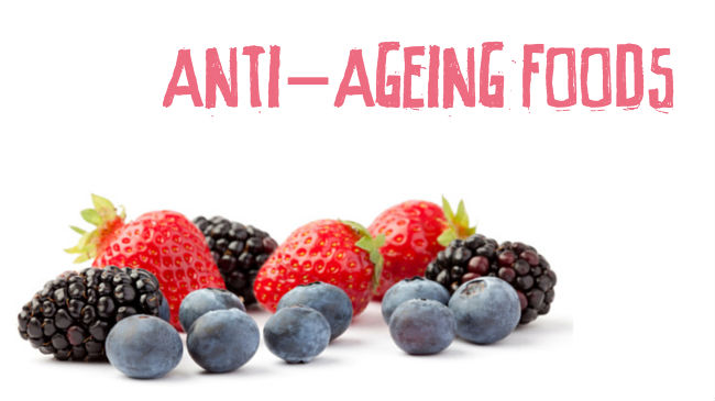 Reduce signs of ageing with these amazing foods