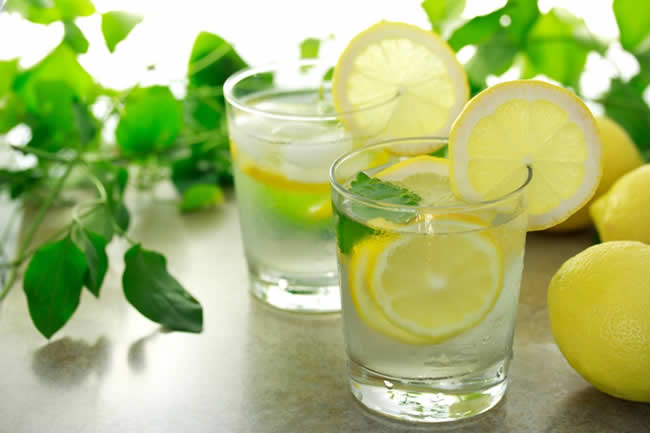 Lemon Hydration